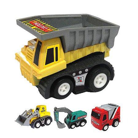 Coleção Caminhão de Construção - ZOOP TOYS