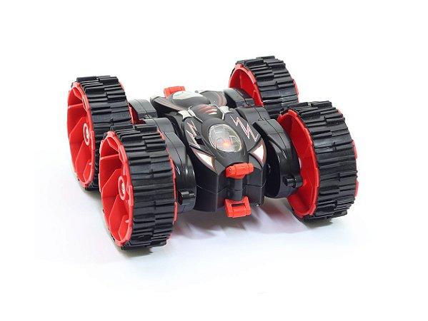 Carrinho de Controle Remoto - Turbo Ciclone Vermelho - DTC