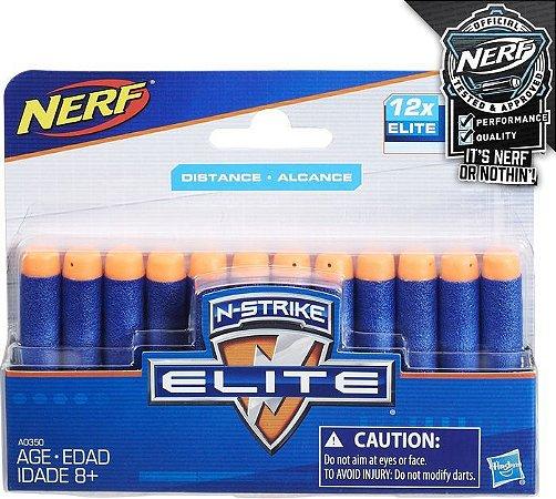 Refil 50 Dardos - Nerf Elite - Hasbro