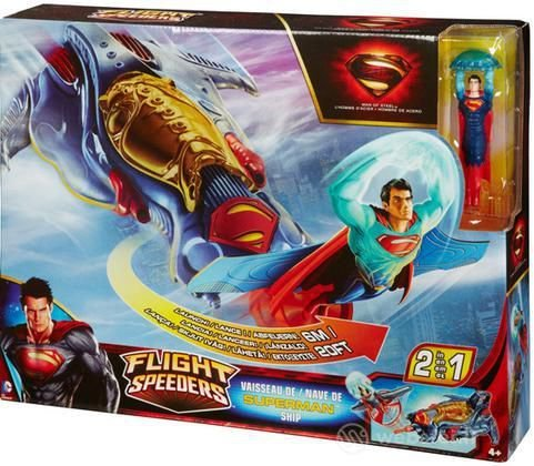 Superman - Nave Lançadora - Mattel