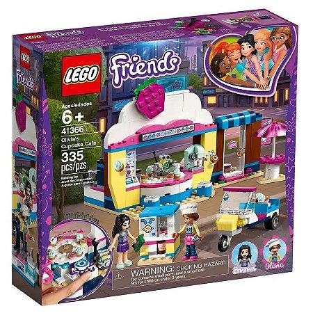 LEGO Friends - Café Cupcake da Olivia