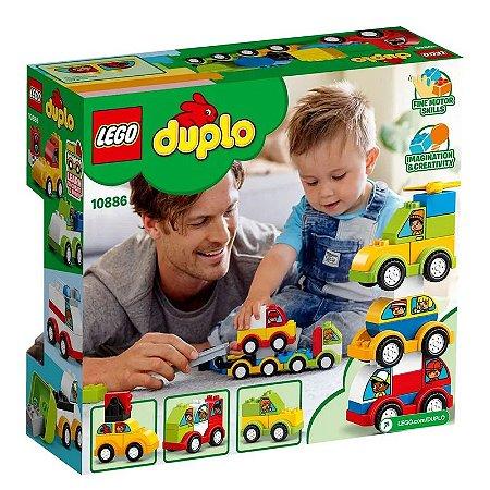 LEGO Duplo - Meus Primeiros Veículos