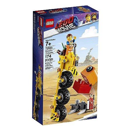 LEGO Movie - Tríciclo do Emmet