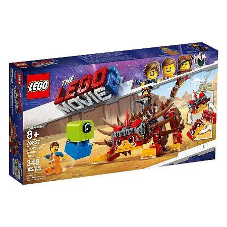 LEGO Movie - O Filme 2 - Guerreira Ultragata da Lucy