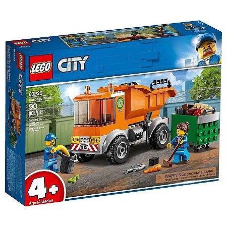 LEGO City - Caminhão de Lixo