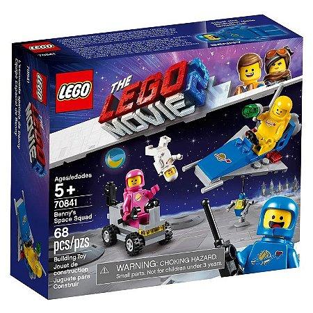 LEGO Movie - O Filme 2 - Pelotão Espacial Benny