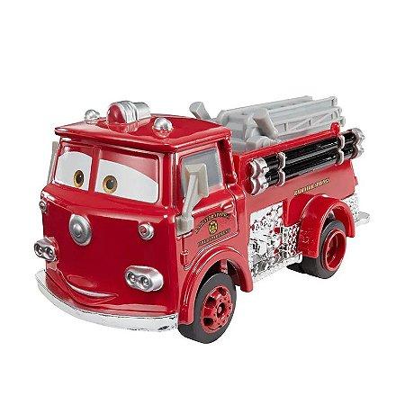 Carrinho Carros 3 - Disney - Pixar - Vermelho - Mattel