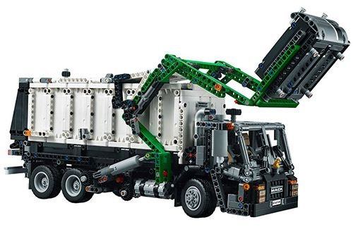 Lego Technic - Glorioso Mack