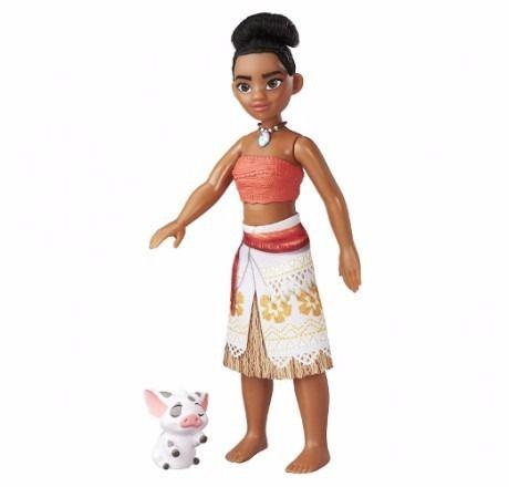 Boneca Moana Exploradora - Hasbro