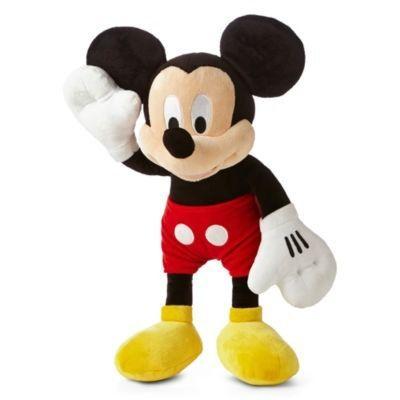 Pelúcia Mickey com som - Disney - Multikids