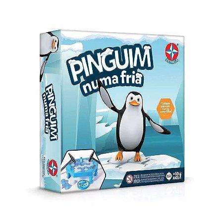 Jogo - Pinguim Numa Fria - Estrela