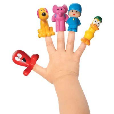 Bonecos Miniaturas - Pocoyo - Cardoso