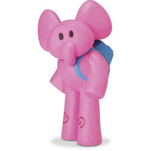 Boneco De Vinil Elly - Pocoyo - Cardoso Toys