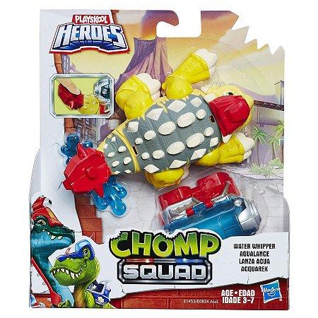 E0834 Playskool Heroes Dino Chomp Squad Acquarex - Hasbro