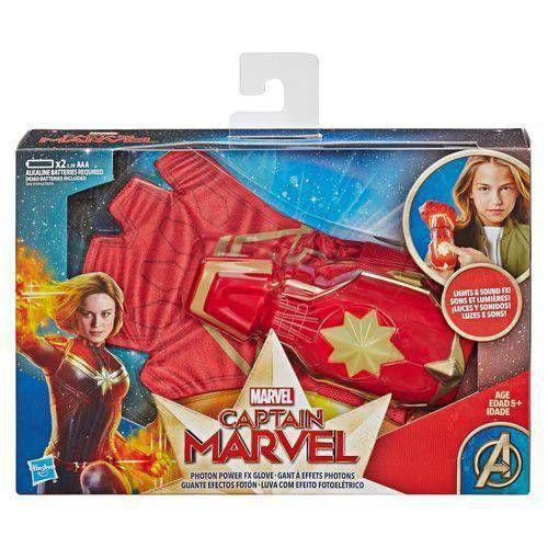 Luva Capitã Marvel - Hasbro E3609
