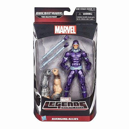 Marvel Legends - Homem Máquina - Hasbro