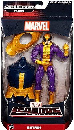Marvel Legends - Batroc - Hasbro