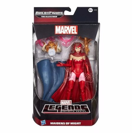 Marvel Legends - Feiticeira Escarlate - Hasbro