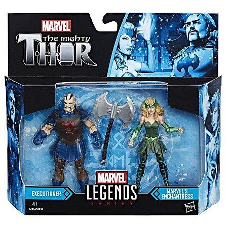 Marvel Legends - Executor e Magia - Thor - Hasbro