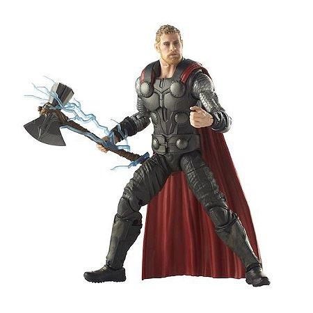 Marvel Legends - Thor - Vingadores Guerra Infinita