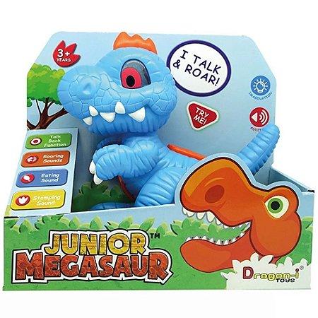 Junior Megasauro - Dino Interativo - Fun