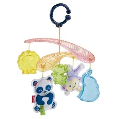 Móbile - Meu Bichinhos Pendurados - Fisher-Price