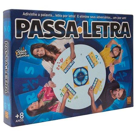 Jogo - Passa a Letra - Grow