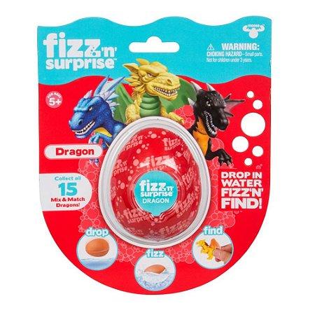 Fizz 'n' Surprise Dragão - DTC - 5087