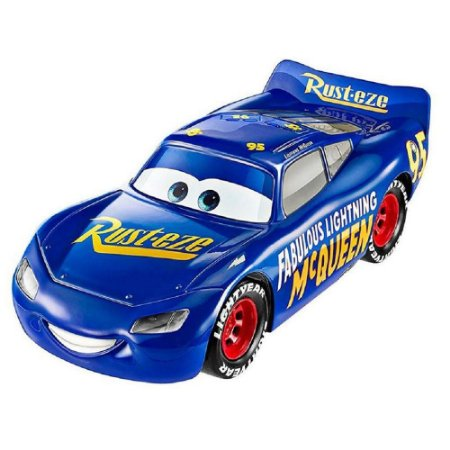 Die Cast Relâmpago McQueen Fabulous - Carros 3 - Mattel