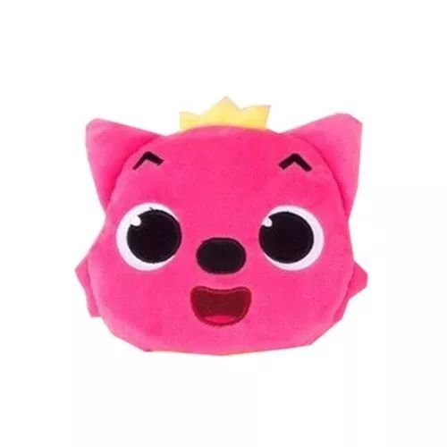 Pelucia Musical Baby Shark Cubo Pinkfong 39258 Toyng