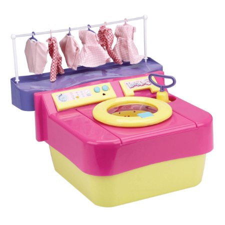 Homeplay Máquina De Lavar Infantil Lava-Lava