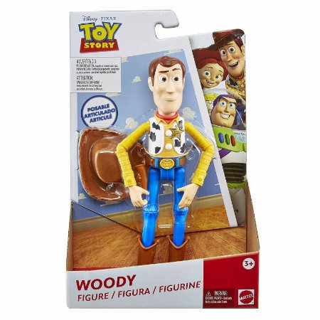 Toy Story Figuras Básicas Woody - Mattel