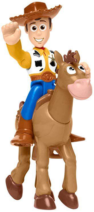 Toy Story Imaginext Woody e Bala no Alvo - Mattel
