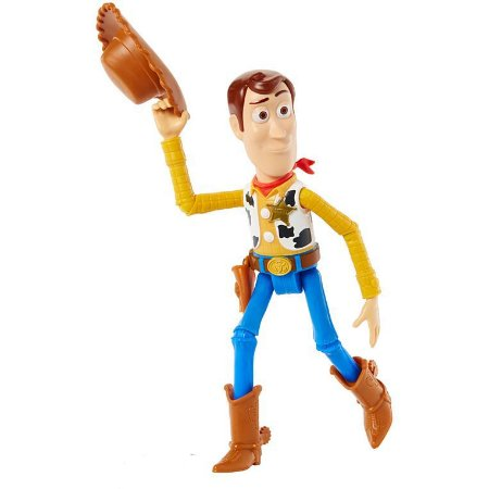 Woody Articulado Toy Story 4 - Mattel