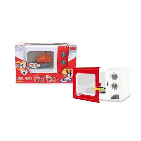 3987 - Microondas Mini Chef - Xalingo