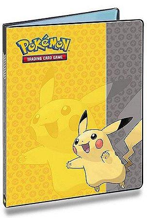 Pasta para cartas Pikachu - Pokémon TCG - Copag