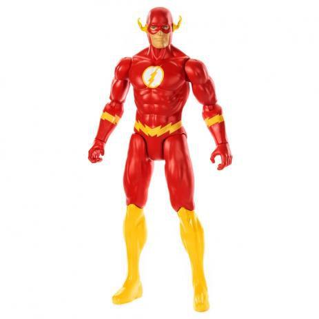 GDT51 The Flash True Moves - DC Liga da Justiça - Mattel