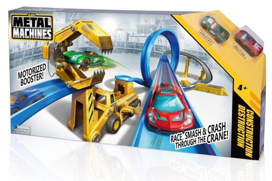 Pista Metal Machines Construction Destruction - Candide