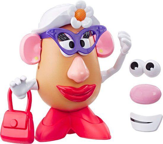 Toy Story 4 - Sra. Cabeça de Batata - Hasbro
