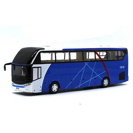 Ônibus turismo com Luz e Som - California Toys