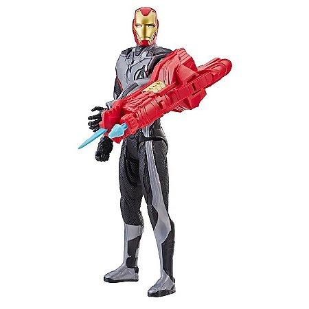 E3298 Marvel - Avengers Ultimato - Iron Man e Acessórios FX - Hasbro