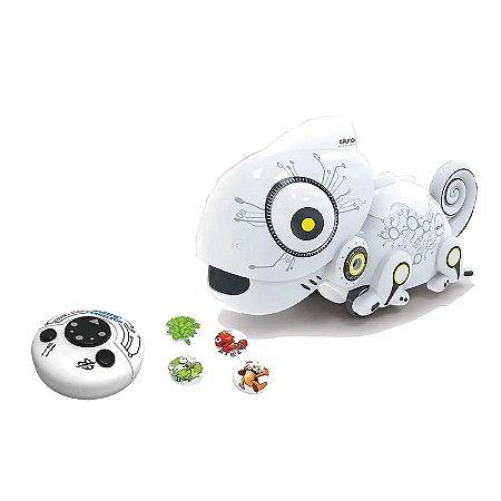 4797 - Robo Camaleão - Controle Remoto - Silverlit - DTC