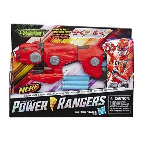 Lançador Power Rangers Cheeta Beast Morphers - E5903 - Hasbro