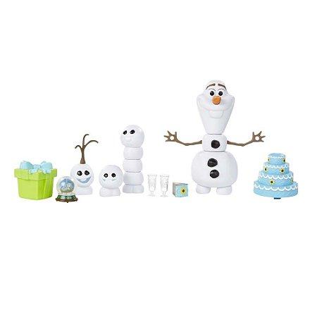 Boneco Disney Frozen Olaf Febre Congelante Hasbro