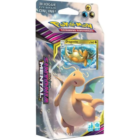 Starter Deck Pokemon TCG - Tormenta Crescente Dragonite - Copag