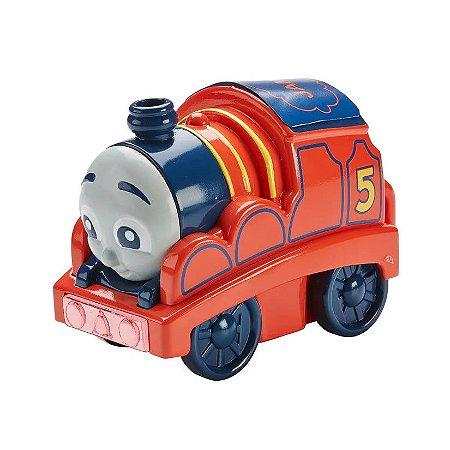 Fisher Price Meu Primeiro Thomas e seus Amigos Railway Pals James - Mattel