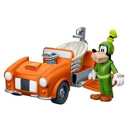 Veículo Transformável 2 em 1 - Disney - Mickey Aventura Sobre Rodas - Pateta - Fisher-Price