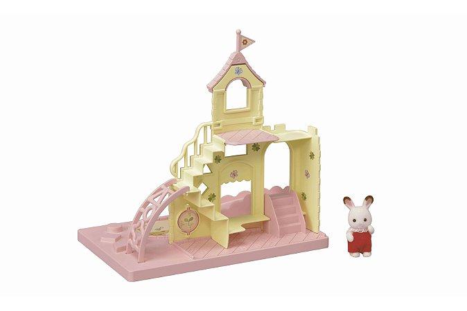 Playground Do Castelo Sylvanian Families - Epoch
