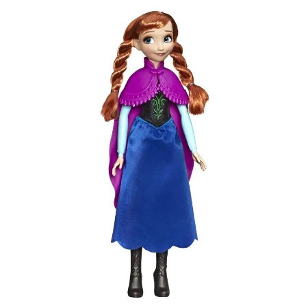 Boneca Articulada - Disney - Frozen 2 - Anna - Hasbro
