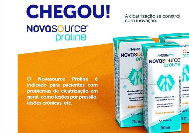 Novasource Proline - 200ml  (27 unidade)